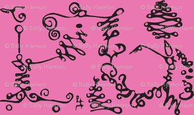 Calligraphic Road Trip