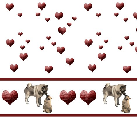 Rrrelkhound_puppy_and_mom_hearts2_shop_preview