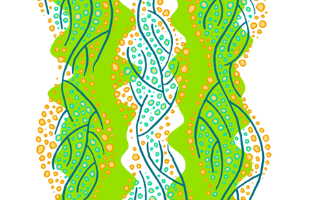 kelp 6 fabric by monmeehan on Spoonflower - custom fabric