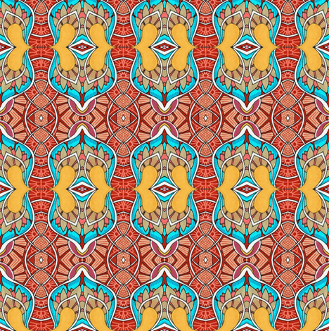 Buddy fabric by edsel2084 on Spoonflower - custom fabric