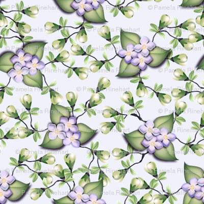 ©2011 floralsky - large, in purples