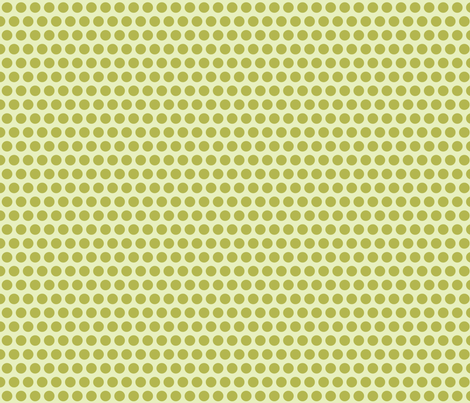dots to go with birdcage doors in green fabric by shiny on Spoonflower - custom fabric