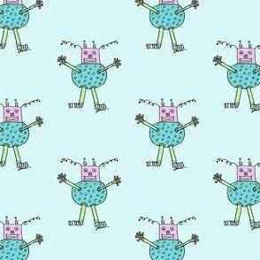 Caleb's Aqua Bot