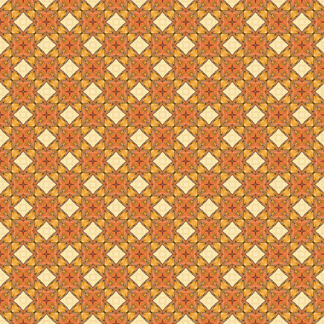 Hia's Checkerboard fabric by siya on Spoonflower - custom fabric