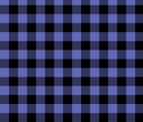 Pale Blue Plaid fabric by pond_ripple on Spoonflower - custom fabric