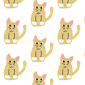 Happy Kitters Yellow