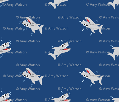 More Hello Sharks