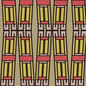 Dyed Bamboos