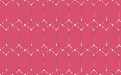 UMBELAS PUFF HEX fabric by umbelas on Spoonflower - custom fabric
