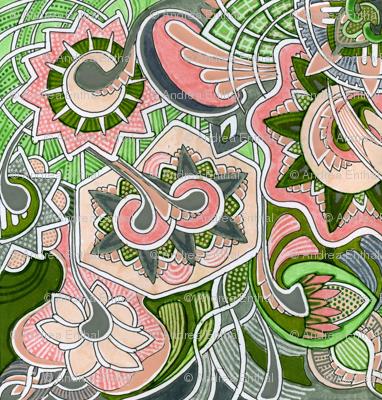 Strawberry Fairy Map