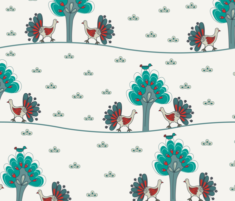 Chumpes fabric by gabriela_larios on Spoonflower - custom fabric
