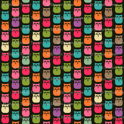 mini sherbet owls