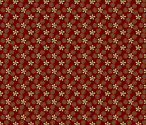 ©2011 BG_GLIMMERICKS_RASPBERRYsorbet-ed fabric by glimmericks on Spoonflower - custom fabric