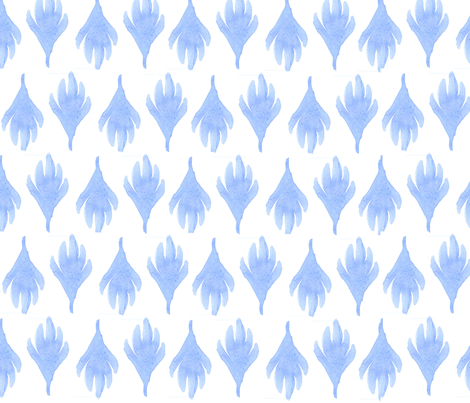 Leaf 1  fabric by martha_stewart_weddings on Spoonflower - custom fabric