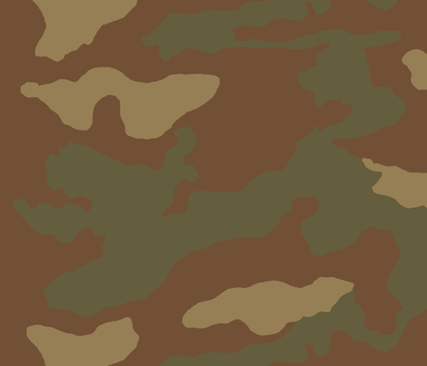 Italian Telo Mimetico Pattern Camo fabric by ricraynor on Spoonflower - custom fabric