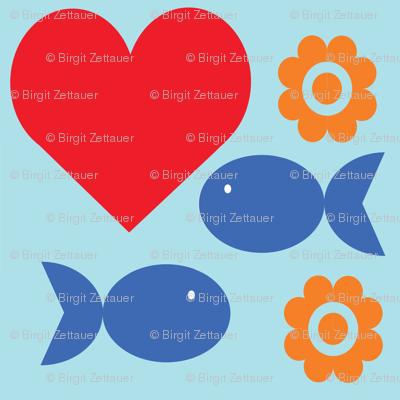 heartfishflower