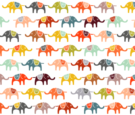 elephant march