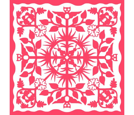 Rrrrhawaiian_cheater_quilt_square_ff4466_shop_preview
