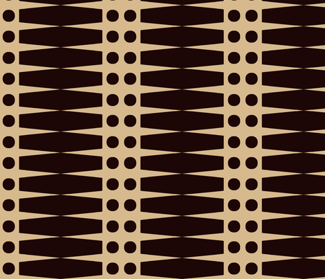 Exclamation (Black) fabric by david_kent_collections on Spoonflower - custom fabric