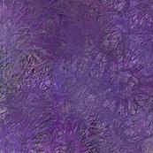 Purple Splatter