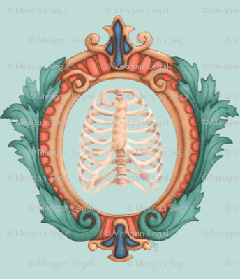 small ribcage crest