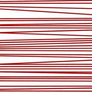 red optical illusion