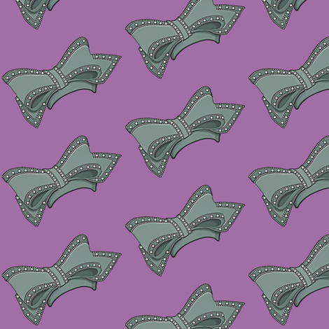 Aretha Hat fabric by terridee on Spoonflower - custom fabric