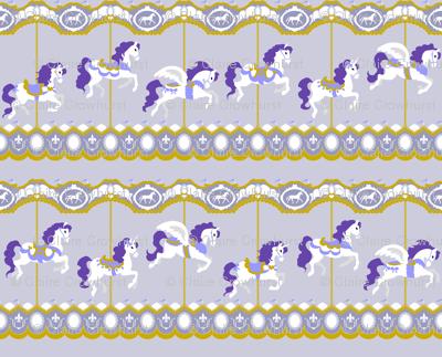Carousel in Lavender
