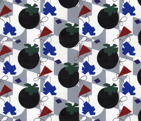 fruits fabric by sonyab on Spoonflower - custom fabric