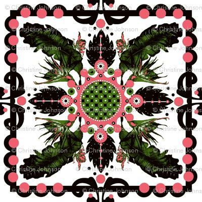 a Queen's quilt