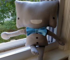 Darling Robot (sewn example shown)