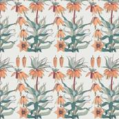 Fritillaria imperialis by Maurice Pillard 1896