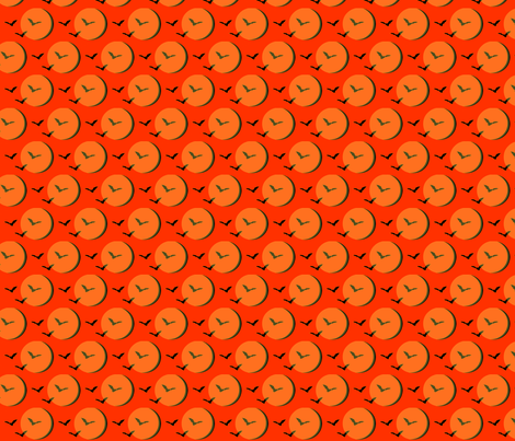 It Must Be Halloween fabric by robin_rice on Spoonflower - custom fabric