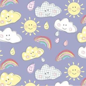 Rui Rui's Rainbow Midnight Sky Option