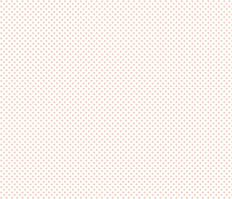 pink_polka fabric by cherryandcinnamon on Spoonflower - custom fabric
