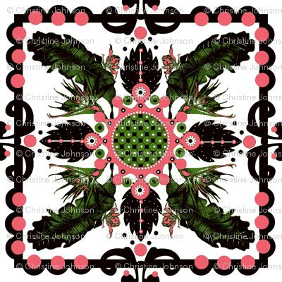 A hawaiian queen's quilt