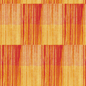 orange and yellow box plaid-halfbrick