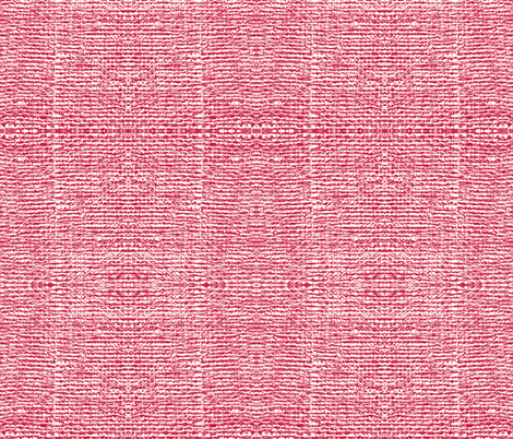 red burlap fabric by knorberg on Spoonflower - custom fabric