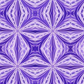 Star Window Purple 2