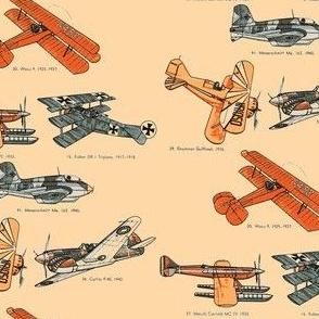 Vintage Airplanes