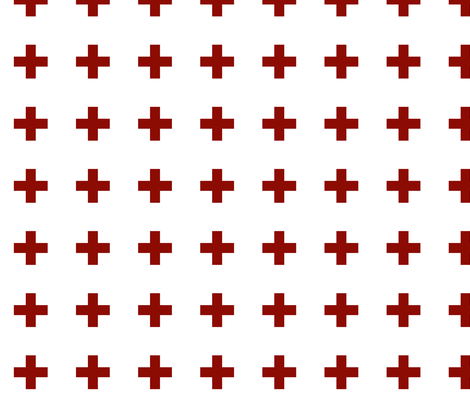 American Red Cross-ch fabric by colourlovers on Spoonflower - custom fabric