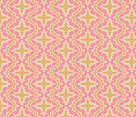 Serpentine 841a fabric by muhlenkott on Spoonflower - custom fabric
