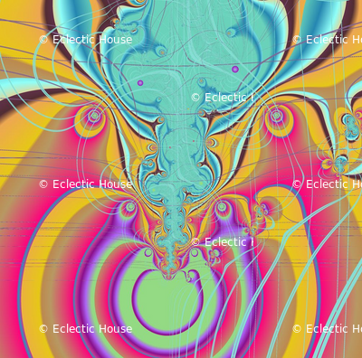 Psychedelic Monster