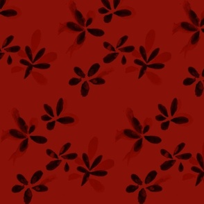 Daffodil-redblack