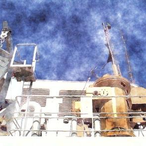Passing Ship 1 L