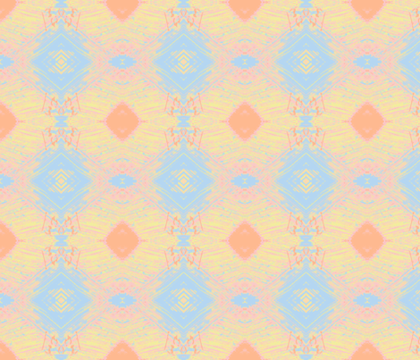 Mirage in Pastels fabric by susaninparis on Spoonflower - custom fabric