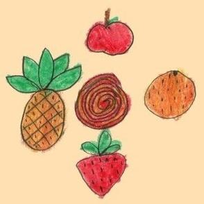 Fruit Salad by Charlotte