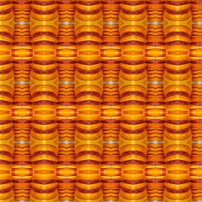 Abstract Attraction: Orange Delight