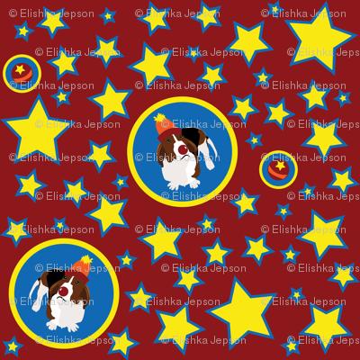 Wilbur's Circus (Red)