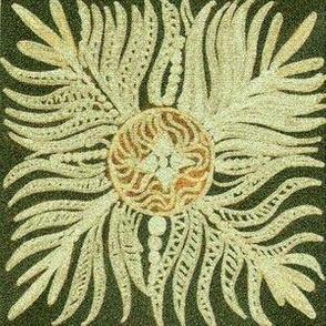 Seaweed flower